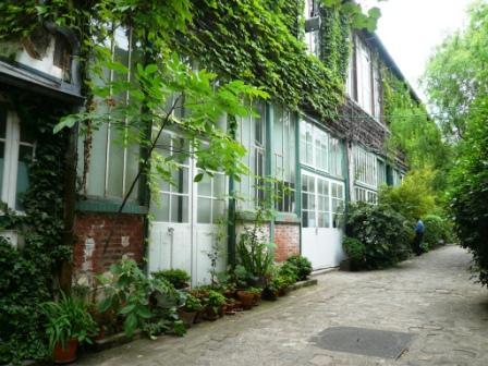 atelier, Paris