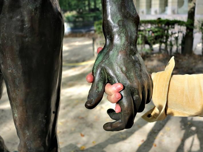 Rodin Museum, Paris, septembre 2013